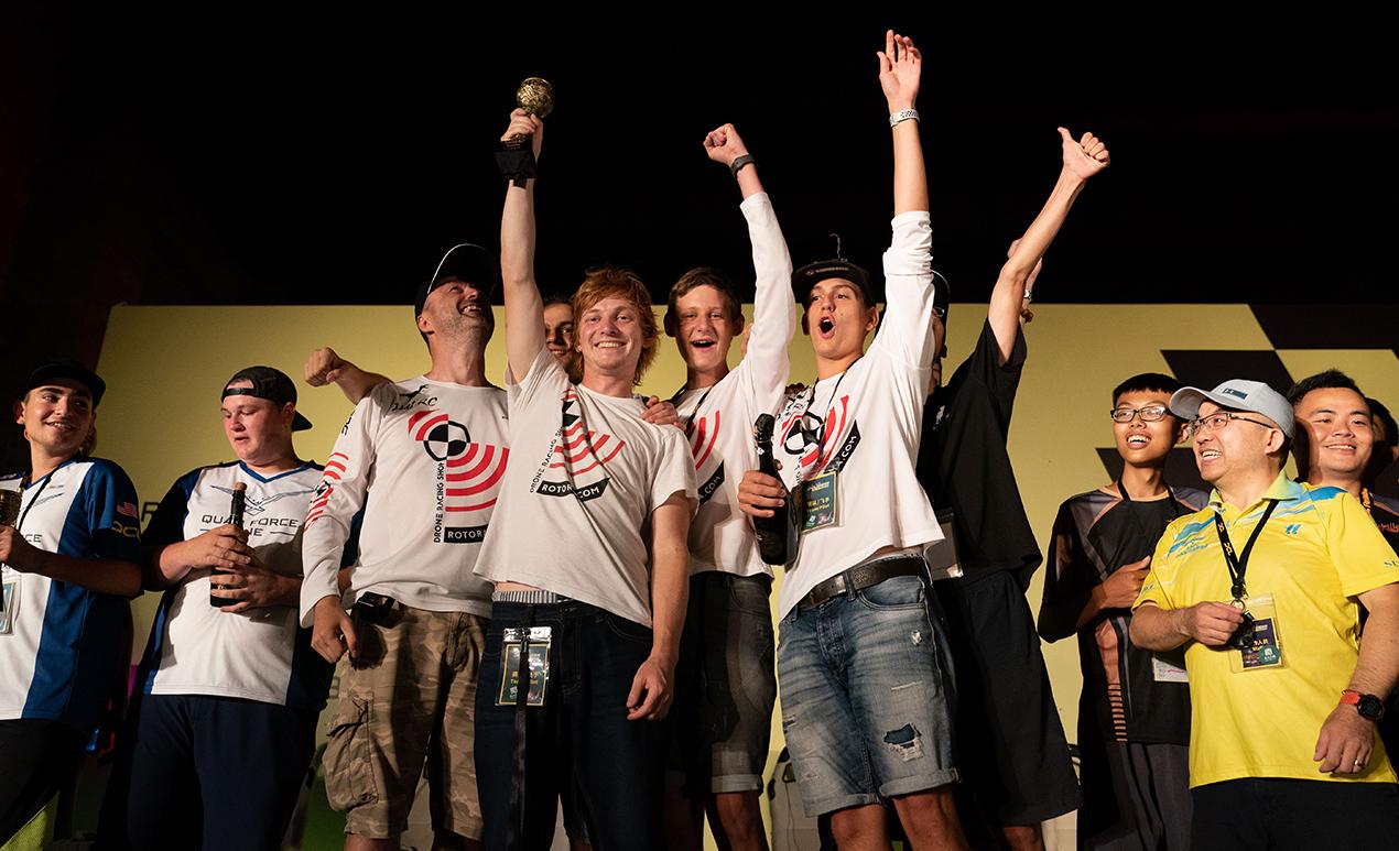 来自捷克的Rotorama队获得首日冠军.JPG